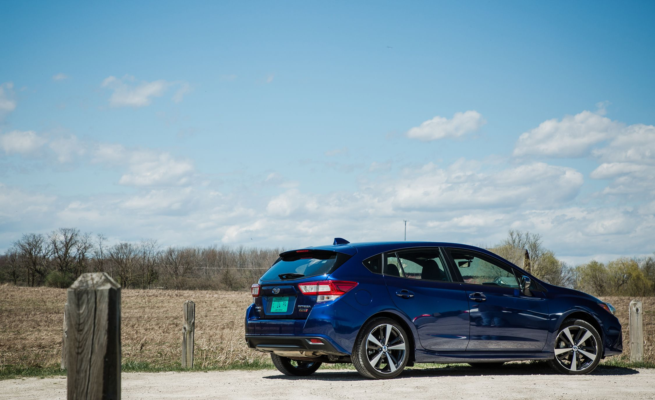2018 Subaru Impreza Fuel Economy Review Car And Driver