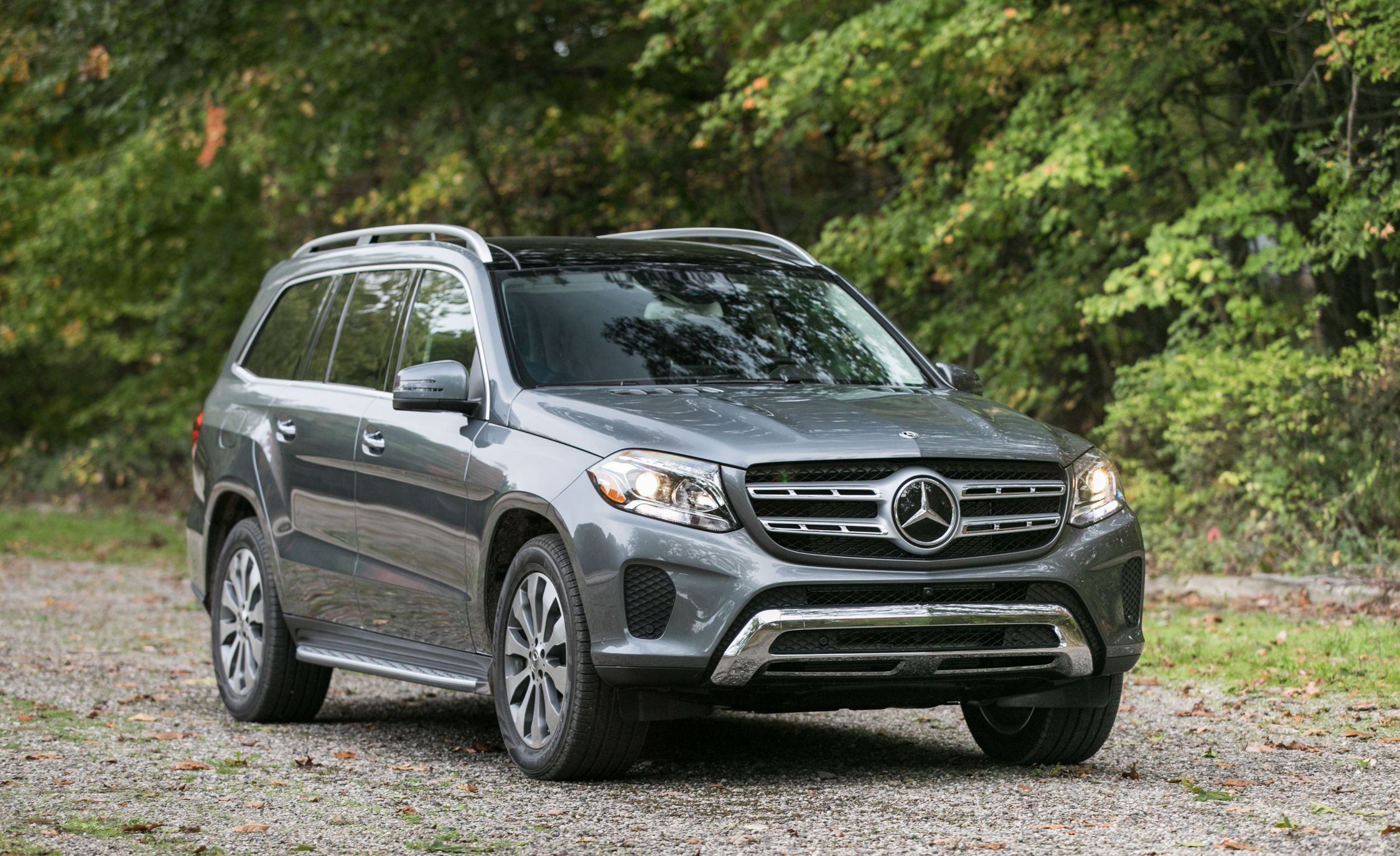 Used Gmc Terrain >> 2018 Mercedes-Benz GLS-class | Exterior Review | Car and Driver