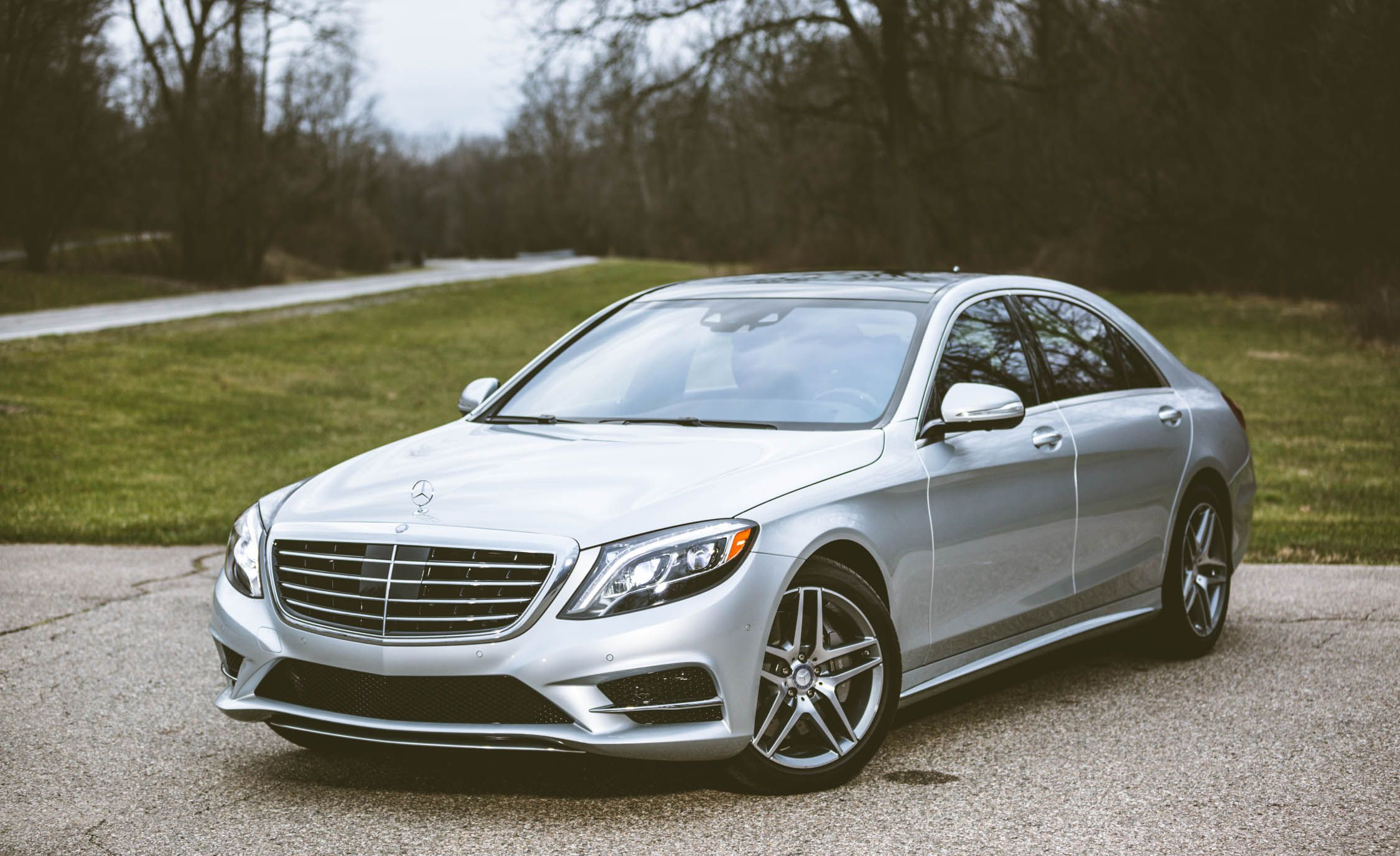 2017 Mercedes Benz S Class Interior Review Car And Driver