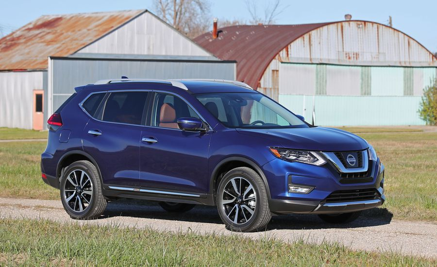 2018 nissan rogue nissanconnect infotainment review. Black Bedroom Furniture Sets. Home Design Ideas