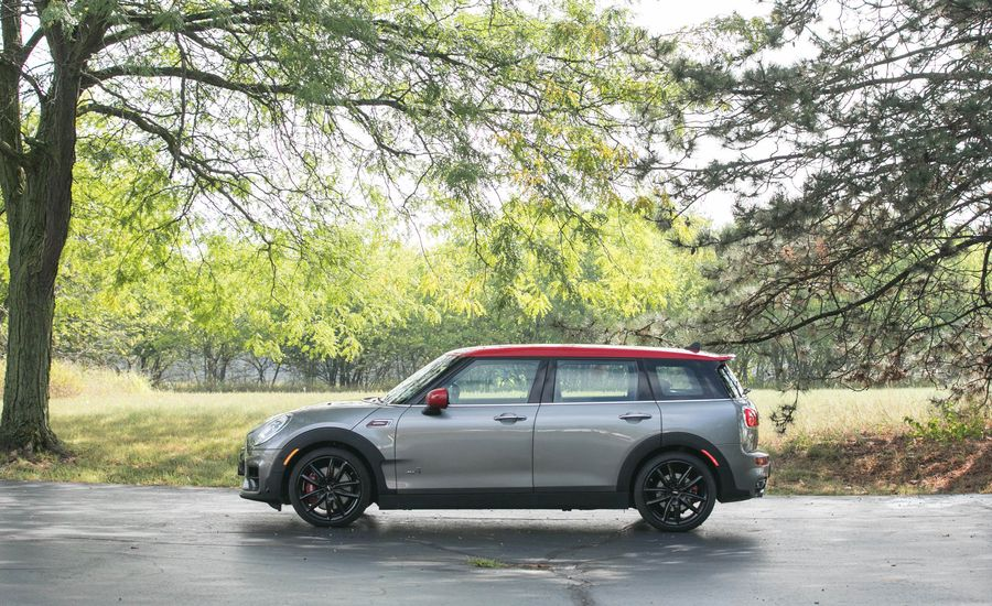 2017 Mini Clubman JCW | Interior Review | Car and Driver