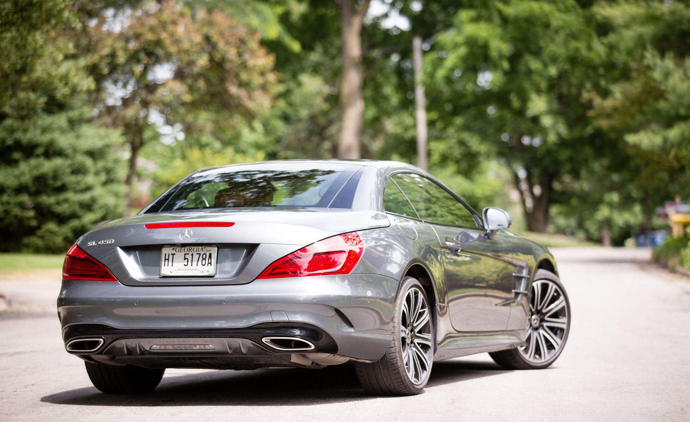 Mercedes Benz Sl Class Reviews Price 3 5l Engine Diagram Photos And Specs Car Driver