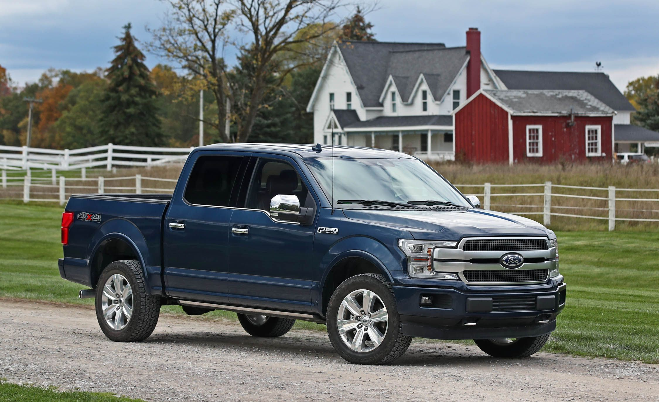 2018 Ford F 150 2 7L EcoBoost V 6 4x2 SuperCrew Test Review