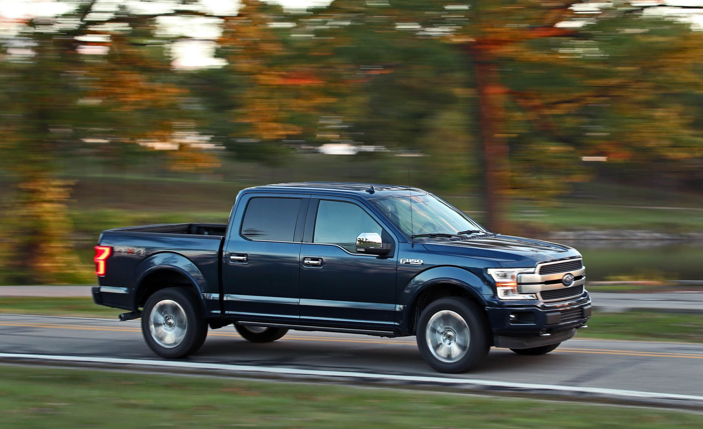 2017 Ford F-150 3.5L EcoBoost 10-Speed Automatic Test | Review | Car and  Driver
