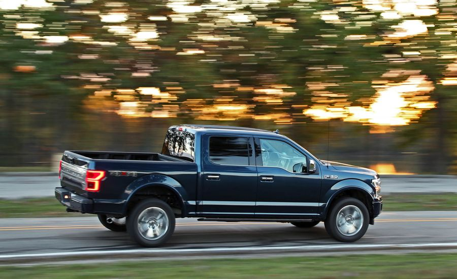 2018 ford f 150 warranty review car and driver. Black Bedroom Furniture Sets. Home Design Ideas
