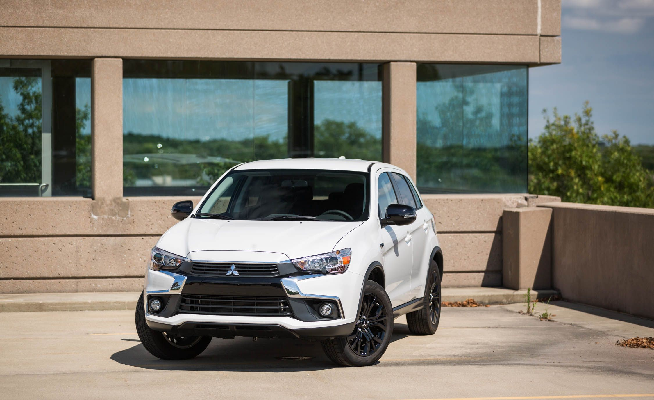 2017 Mitsubishi Outlander Sport | MMCS Infotainment Review | Car and Driver