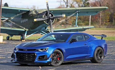 2017 chevrolet camaro zl1 test review car and driver. Black Bedroom Furniture Sets. Home Design Ideas