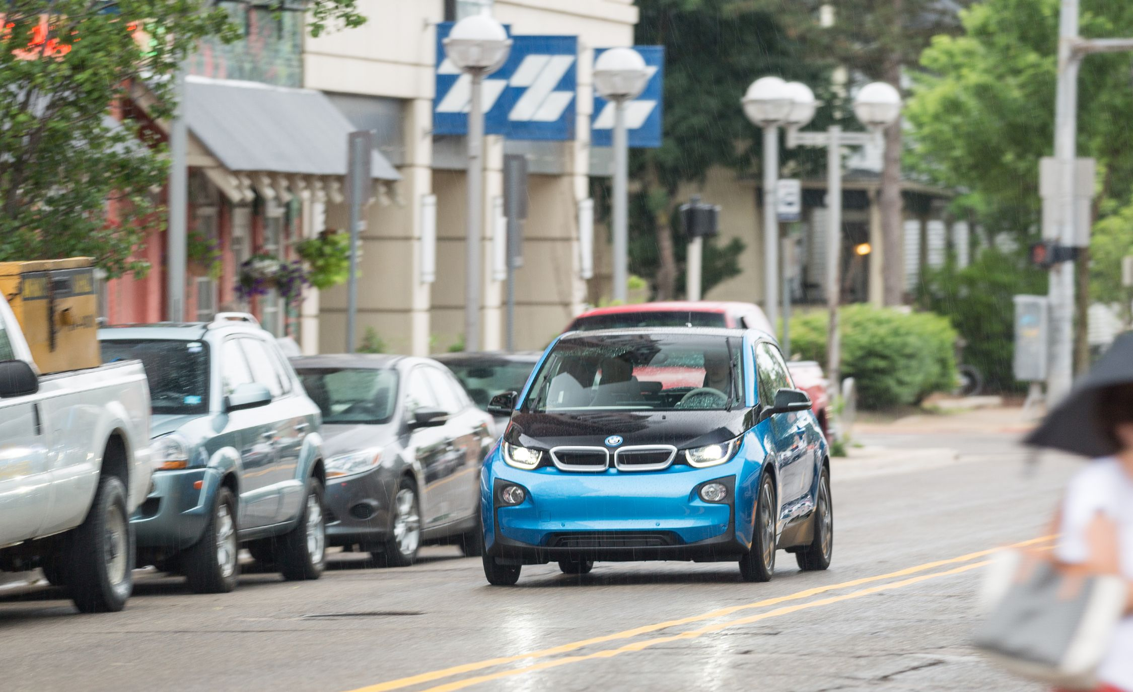 Bmw I3 Reviews Price Photos And Specs Car Driver Torque Control In Electric Vehicle Propulsion Systems Intechopen