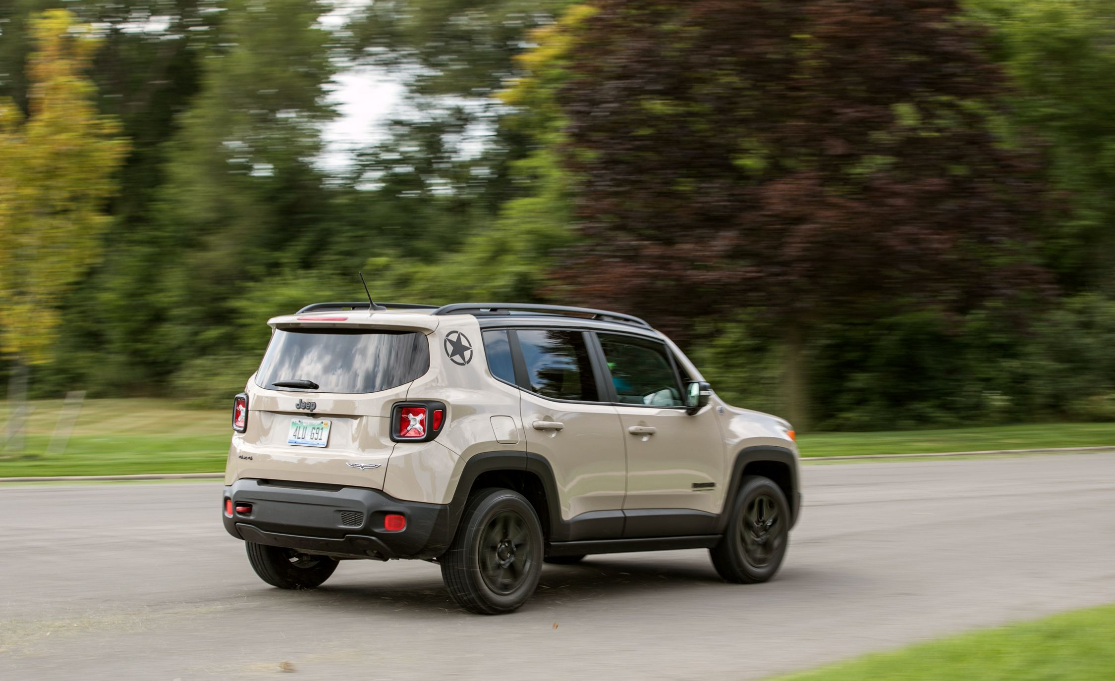 Jeep fuel economy