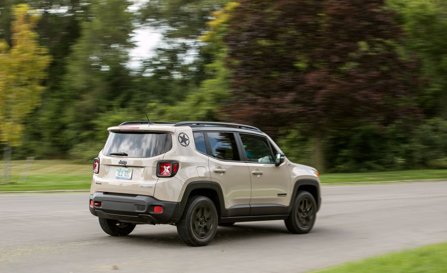 2017 jeep renegade fuel economy review car and driver. Black Bedroom Furniture Sets. Home Design Ideas