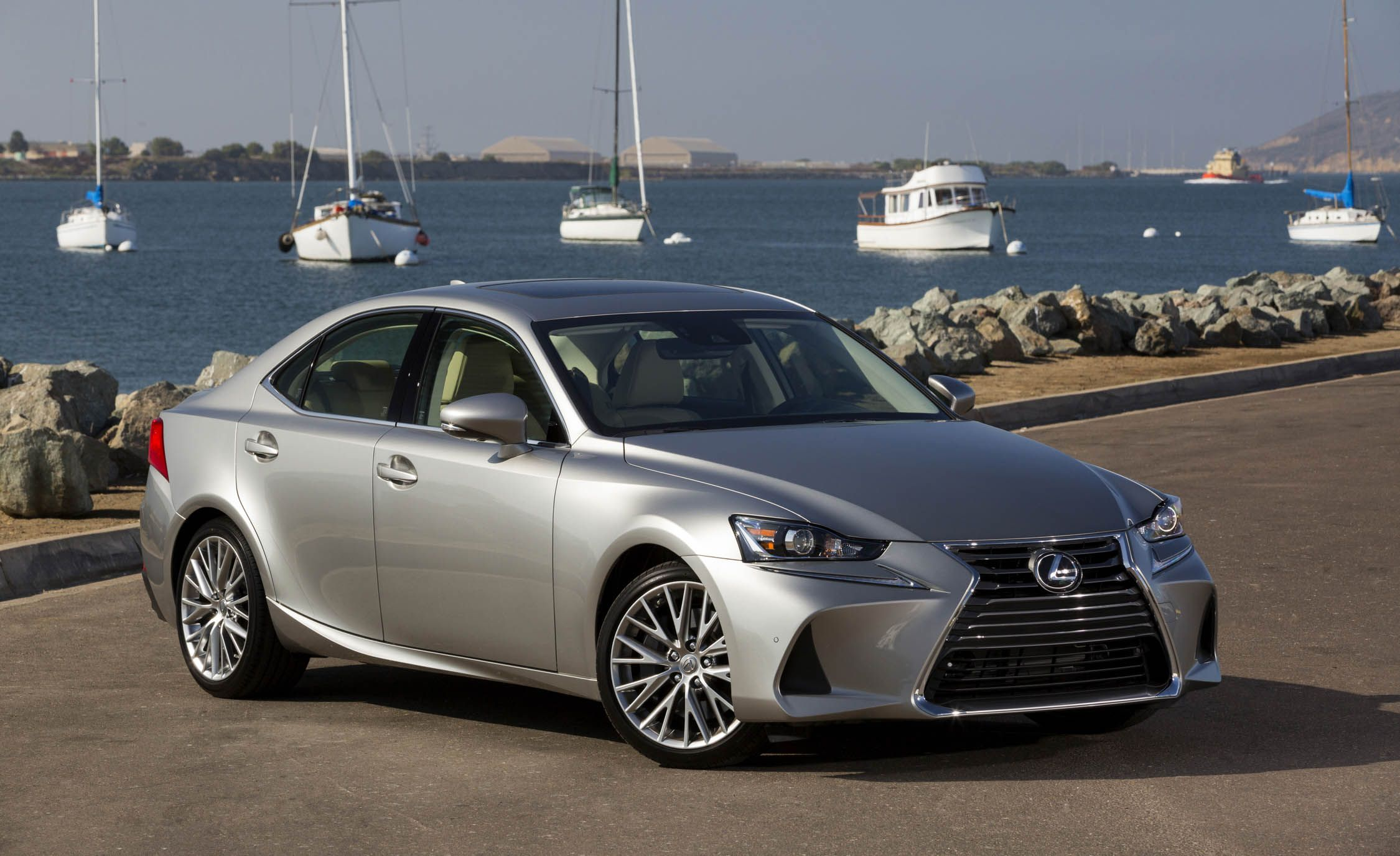 2018 Lexus Is In Depth Model Review Car And Driver