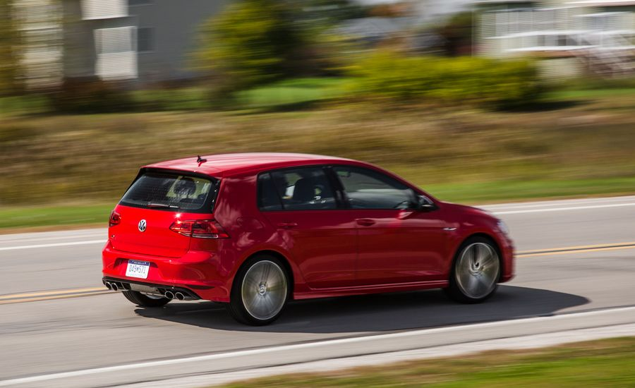 volkswagen golf  fuel economy review car  driver