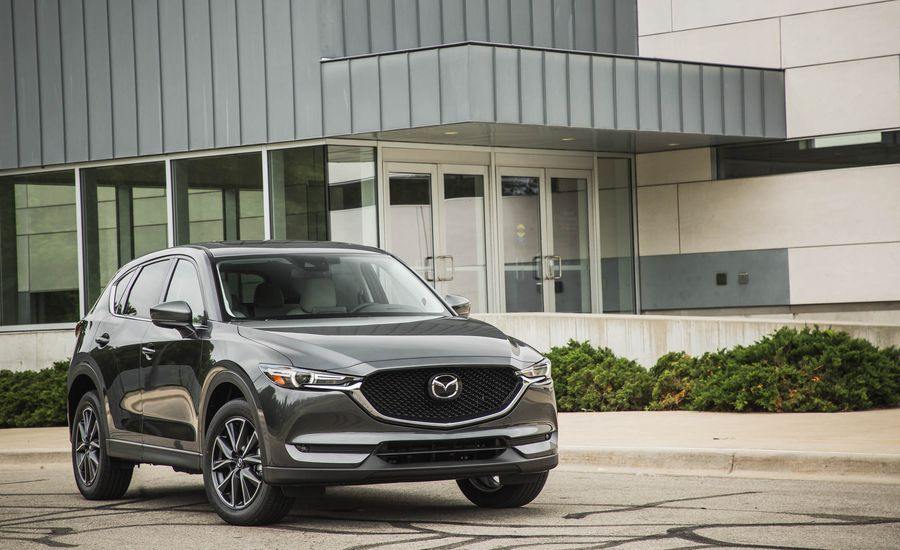 2018 Mazda CX-5 | Exterior Review | Car and Driver