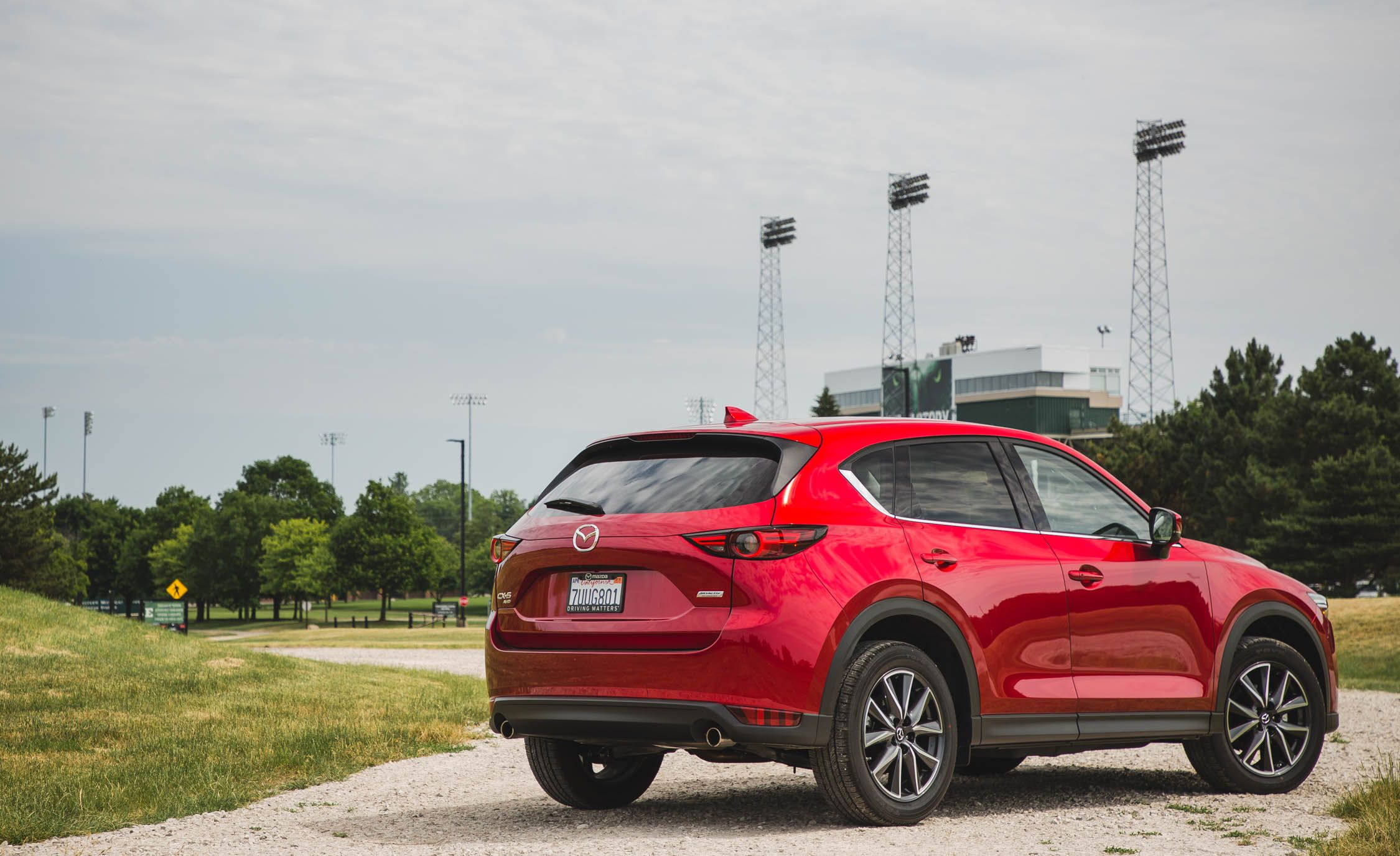 2018 Mazda Cx 5 Interior Review Car And Driver