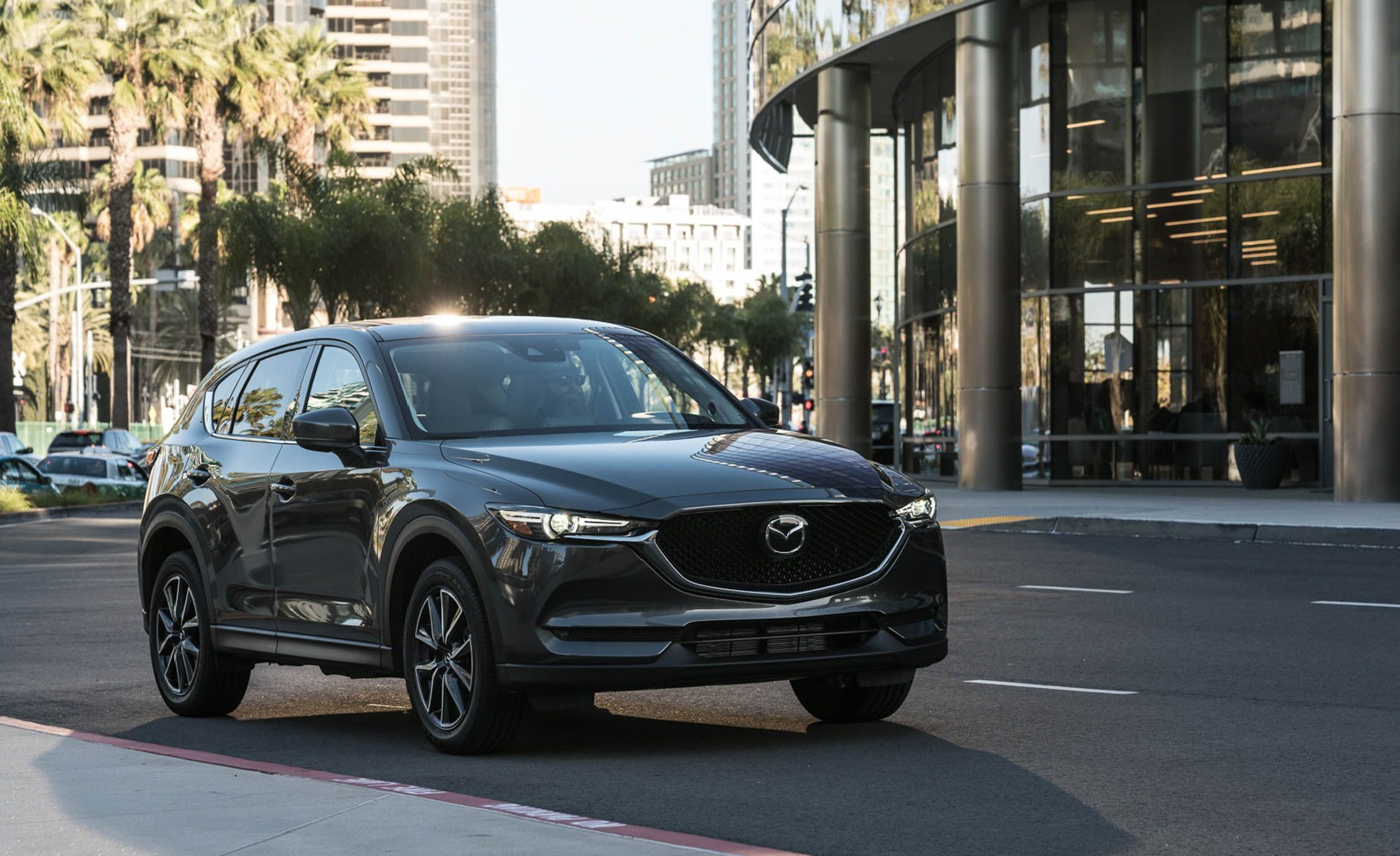 2018 Mazda Cx 5 Warranty Review Car And Driver