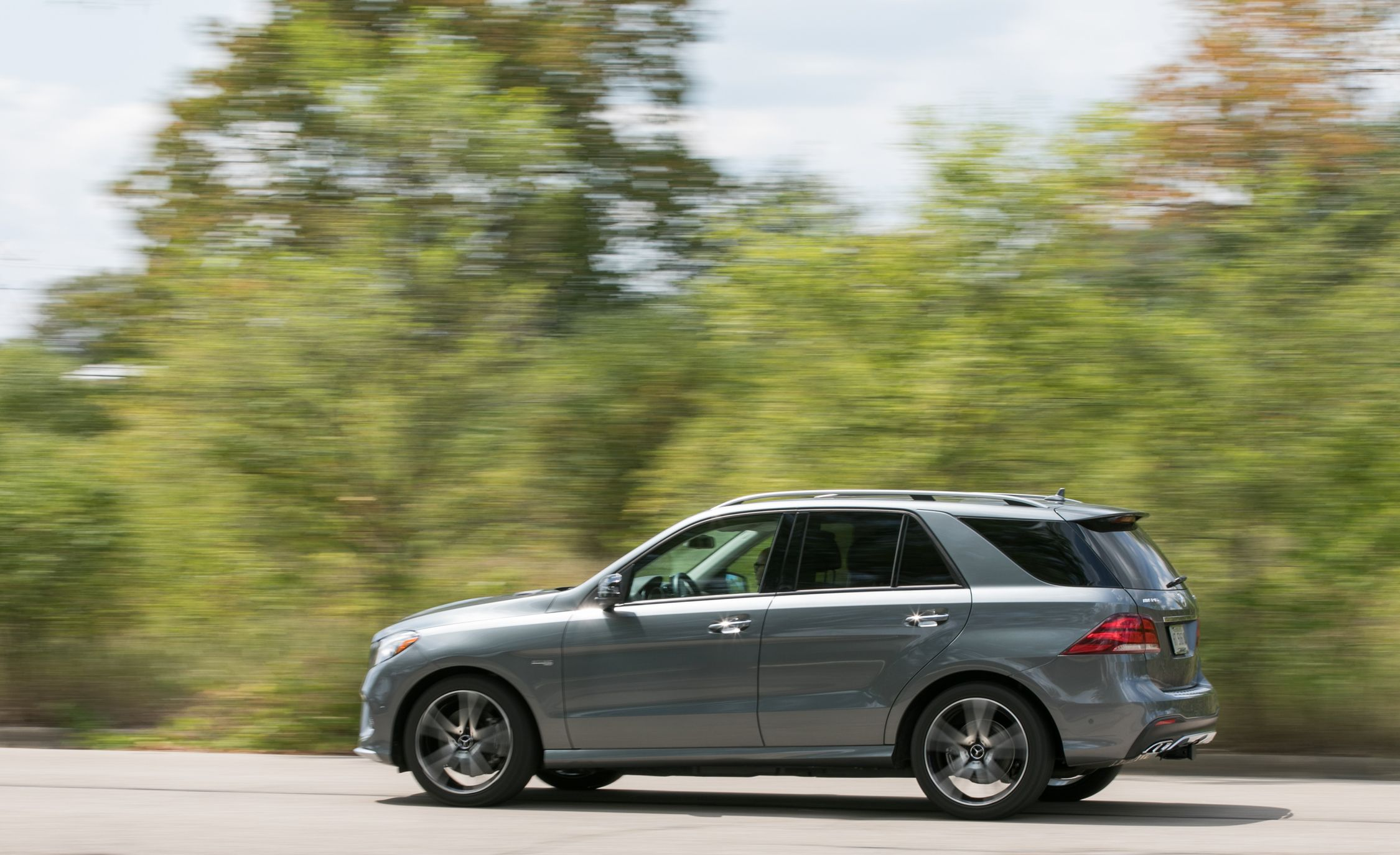 2017 Mercedes Amg Gle43 Coupe Fuel Economy Review Car