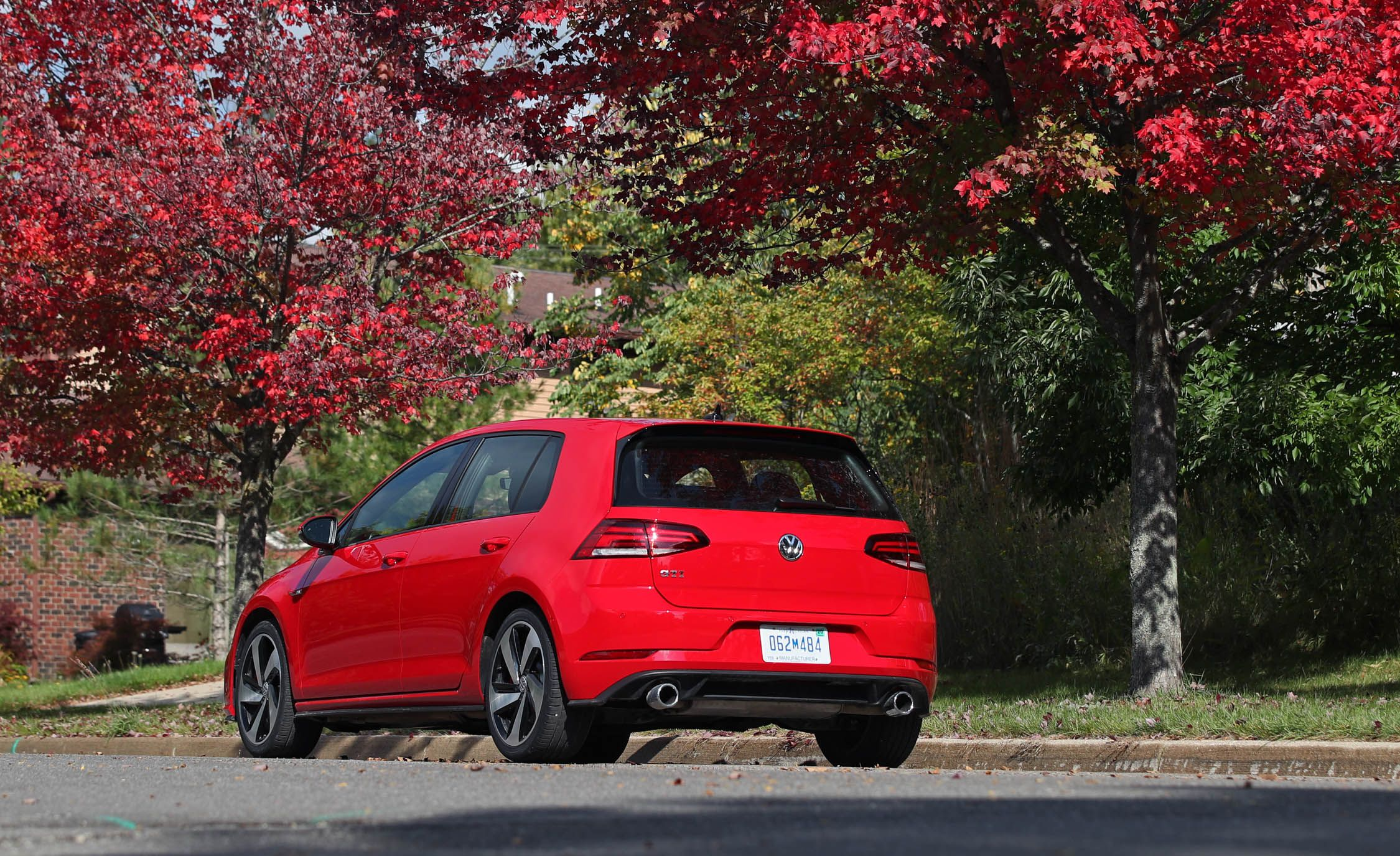 2018 Volkswagen Golf GTI Engine and Transmission Review