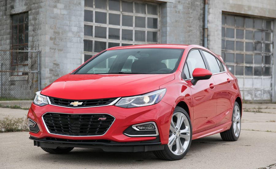 2018 Chevrolet Cruze | Engine and Transmission Review ...