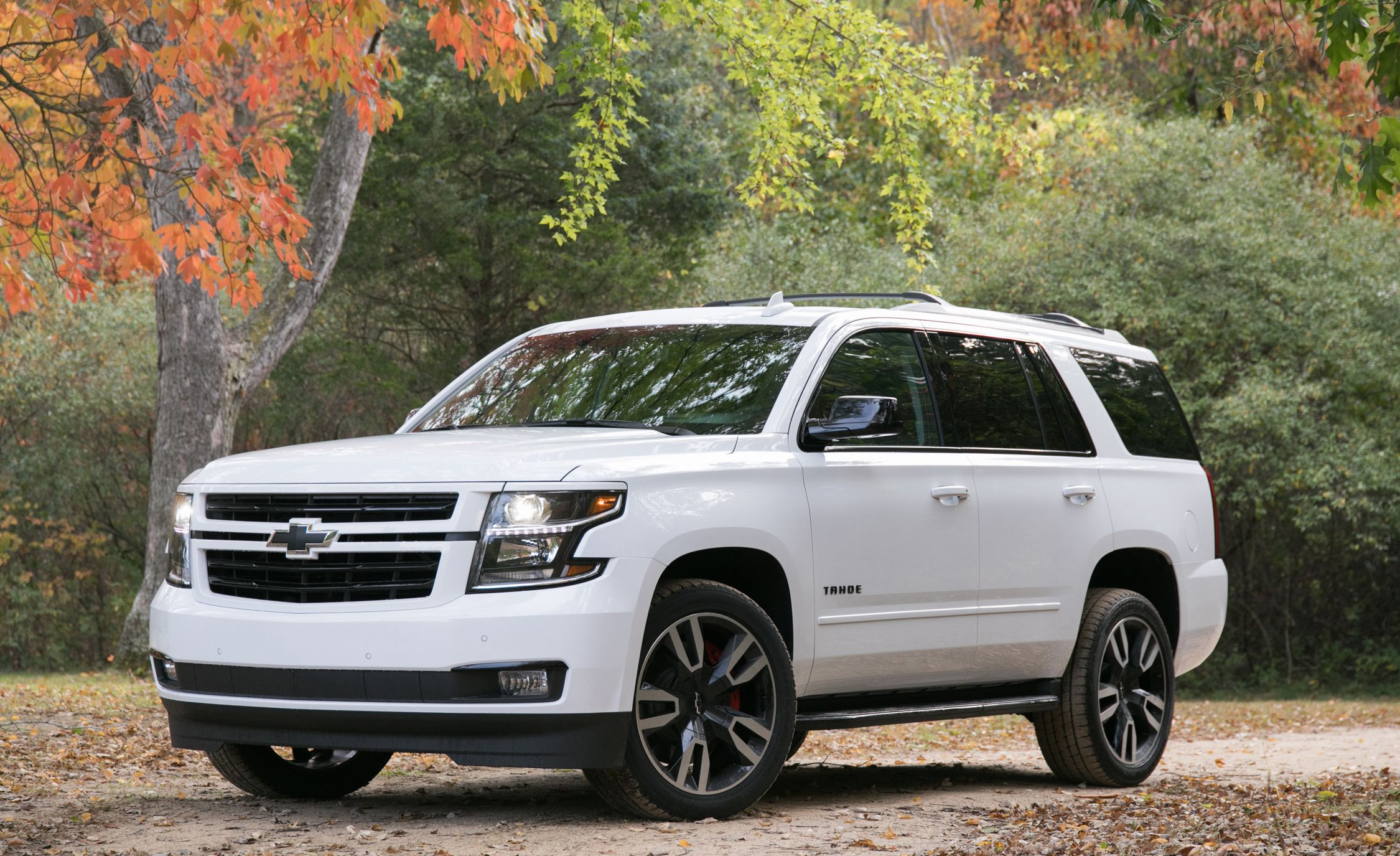 2018 Chevrolet Tahoe | Exterior Review | Car and Driver