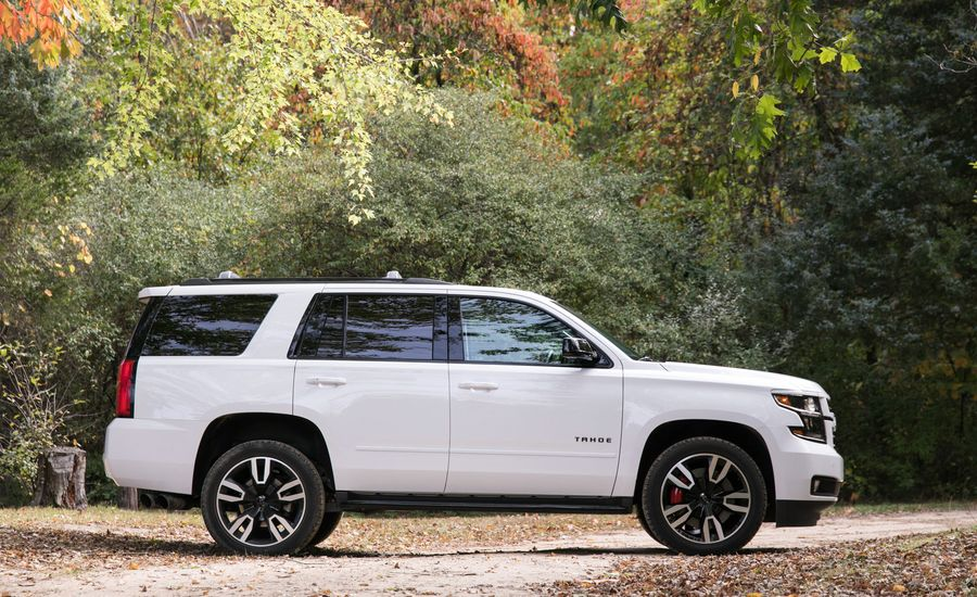 2018 chevrolet tahoe interior review car and driver