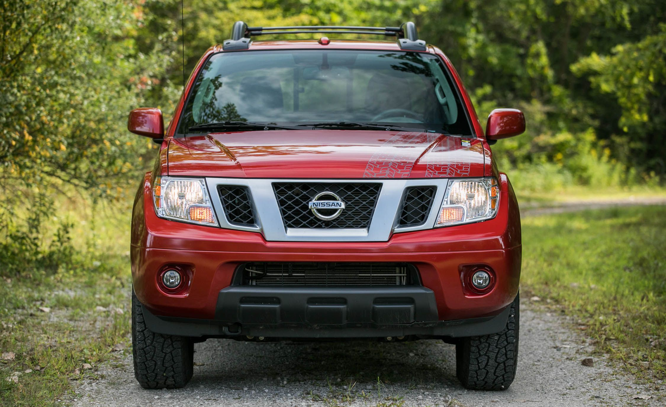 2018 nissan frontier engine and transmission review car and driver rh caranddriver com 2017 Nissan Frontier Interior 2017 Nissan Frontier Interior