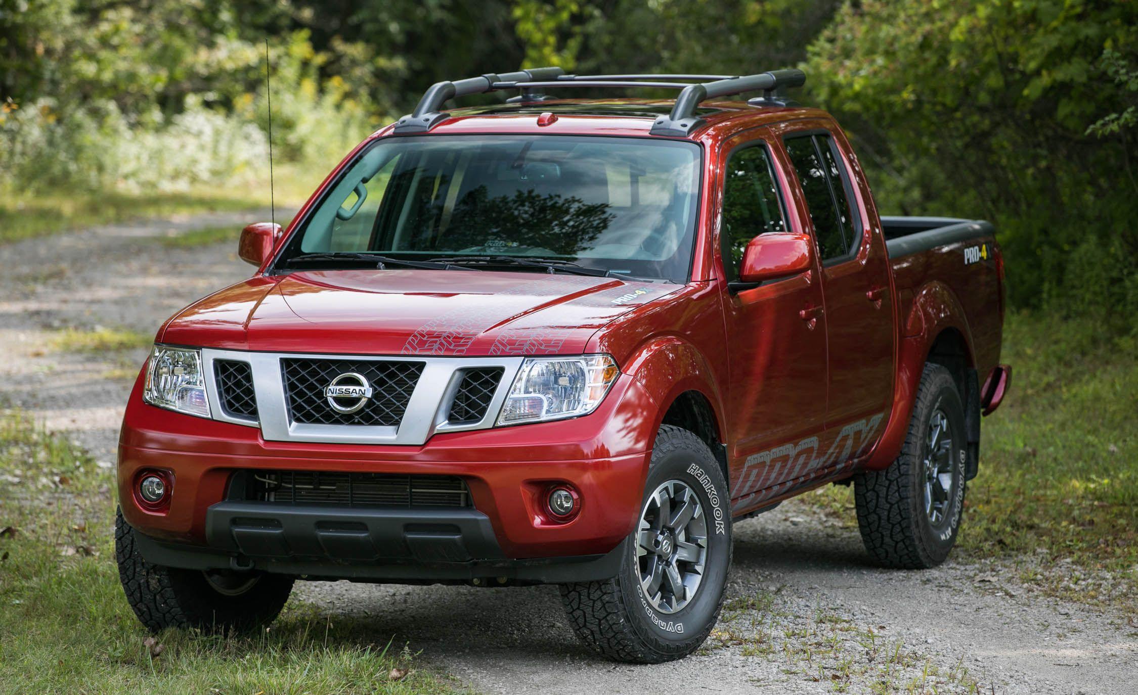 2018 Nissan Frontier | NissanConnect Infotainment Review ...