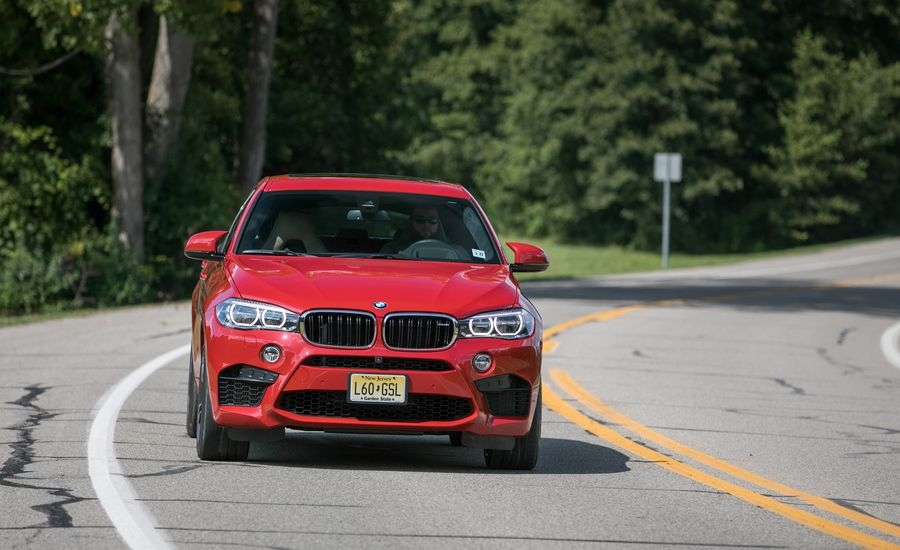 2017 Bmw X6 M Warranty Review Car And Driver