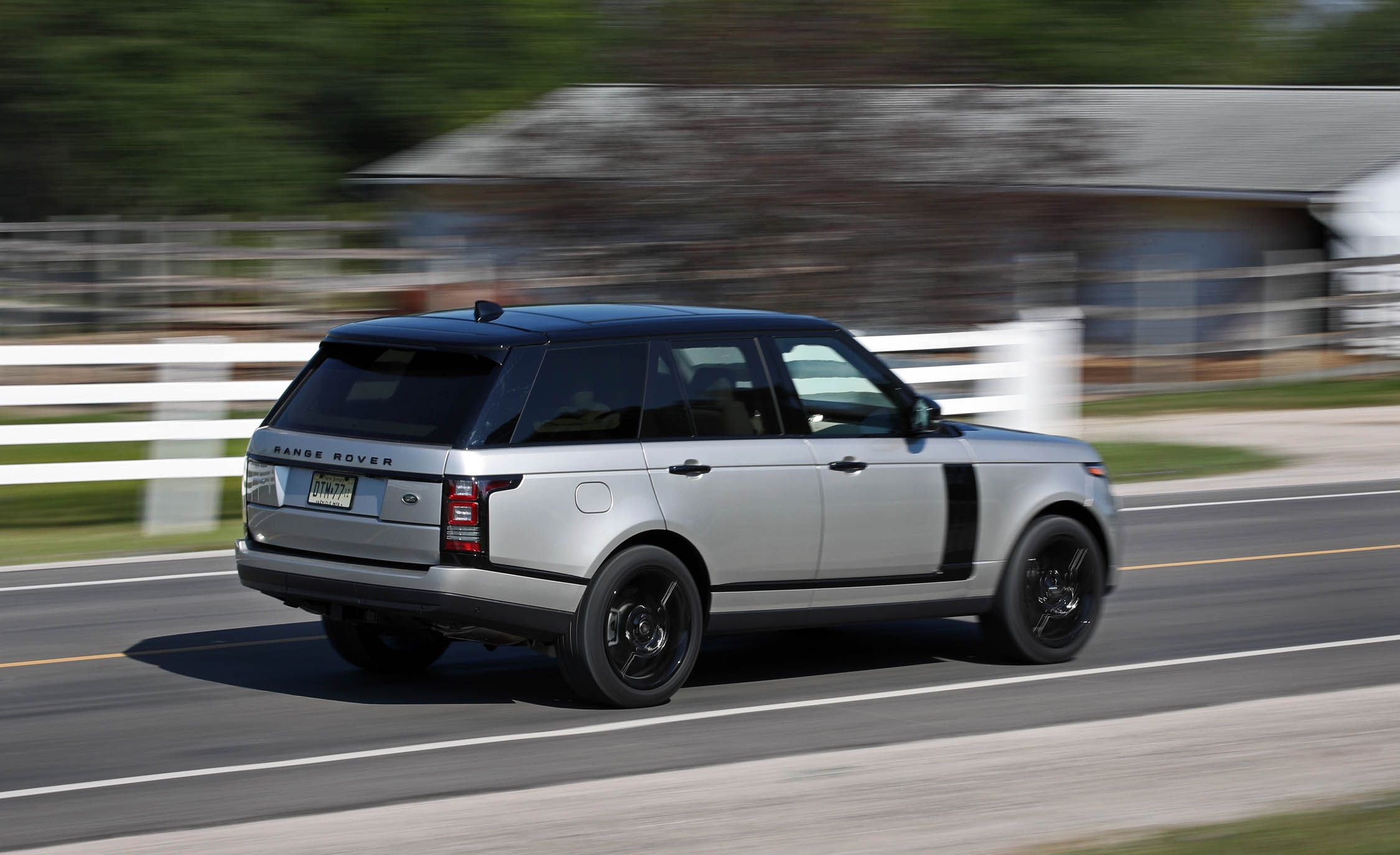 2017 Land Rover Range Rover Fuel Economy Review Car