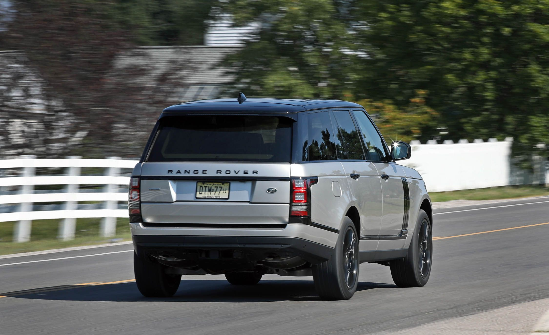 2017 Land Rover Range Rover Warranty Review Car And Driver
