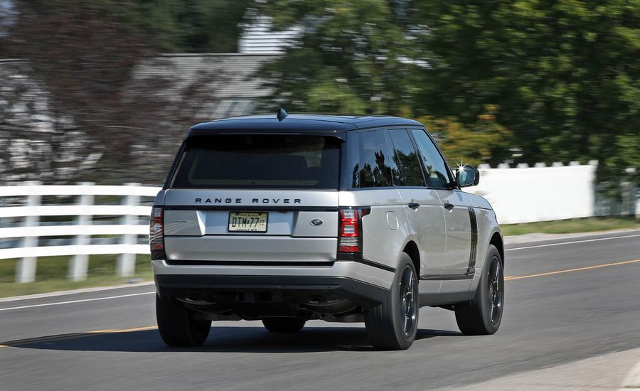 2017 Land Rover Range Rover | Warranty Review | Car and Driver