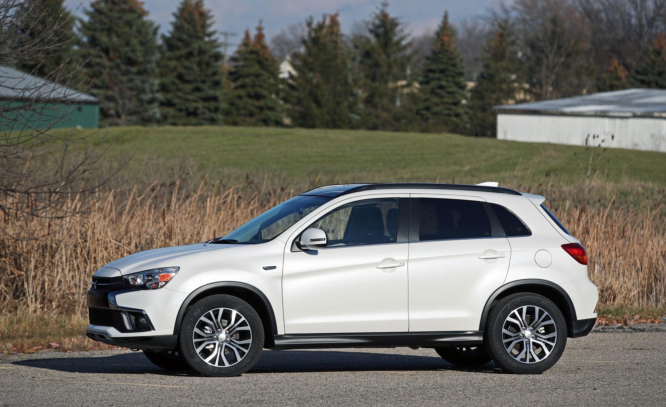 Mitsubishi Outlander Sport Reviews   Mitsubishi Outlander Sport Price,  Photos, and Specs   Car and Driver