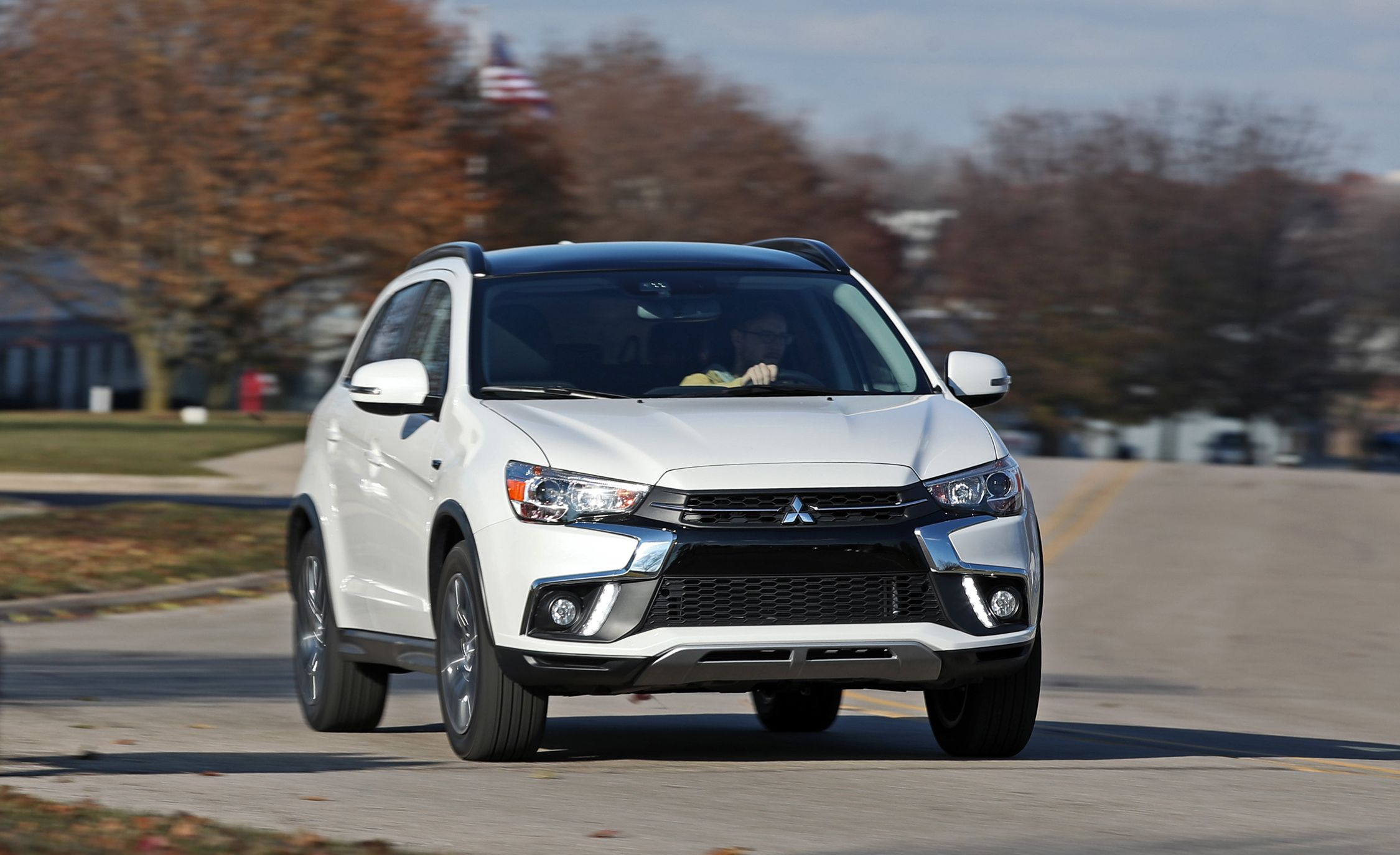 2018 Mitsubishi Outlander Sport | MMCS Infotainment Review | Car and Driver