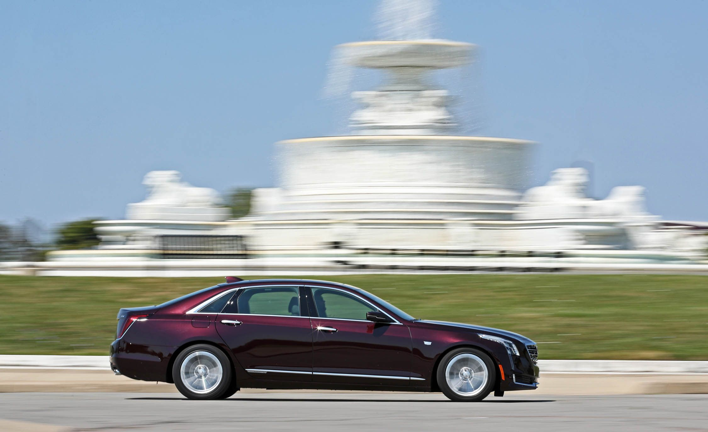 2018 Cadillac Ct6 Fuel Economy Review Car And Driver