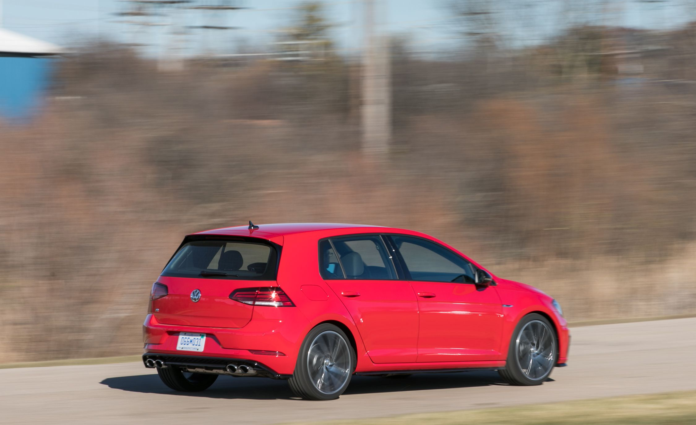 Volkswagen Golf R Reviews | Volkswagen Golf R Price, Photos, and Specs |  Car and Driver