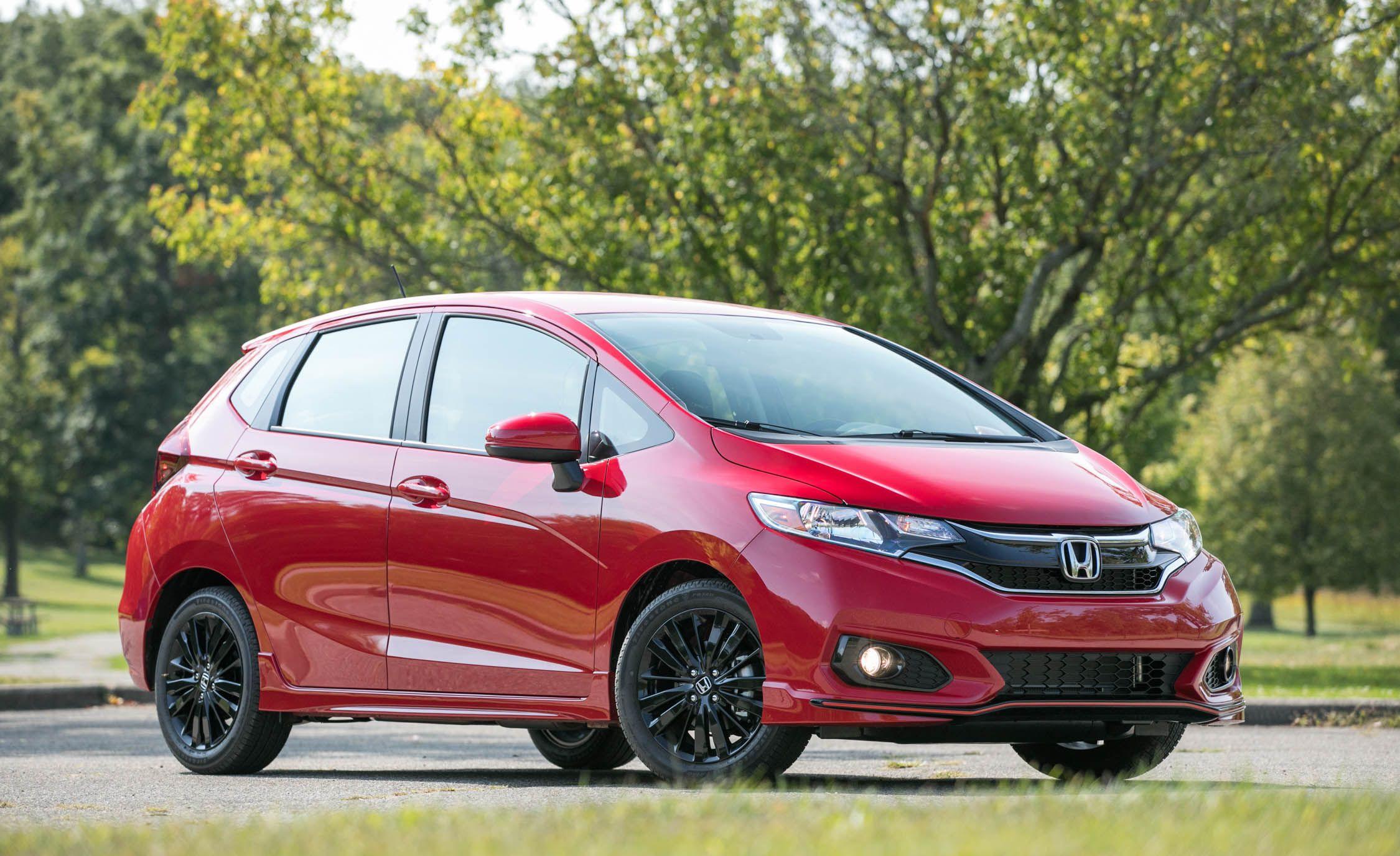 2018 Honda Fit Fuel Economy Review