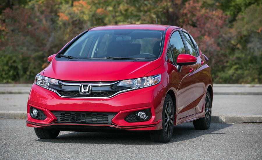 2018 Honda Fit Hondalink Infotainment Review Car And Driver
