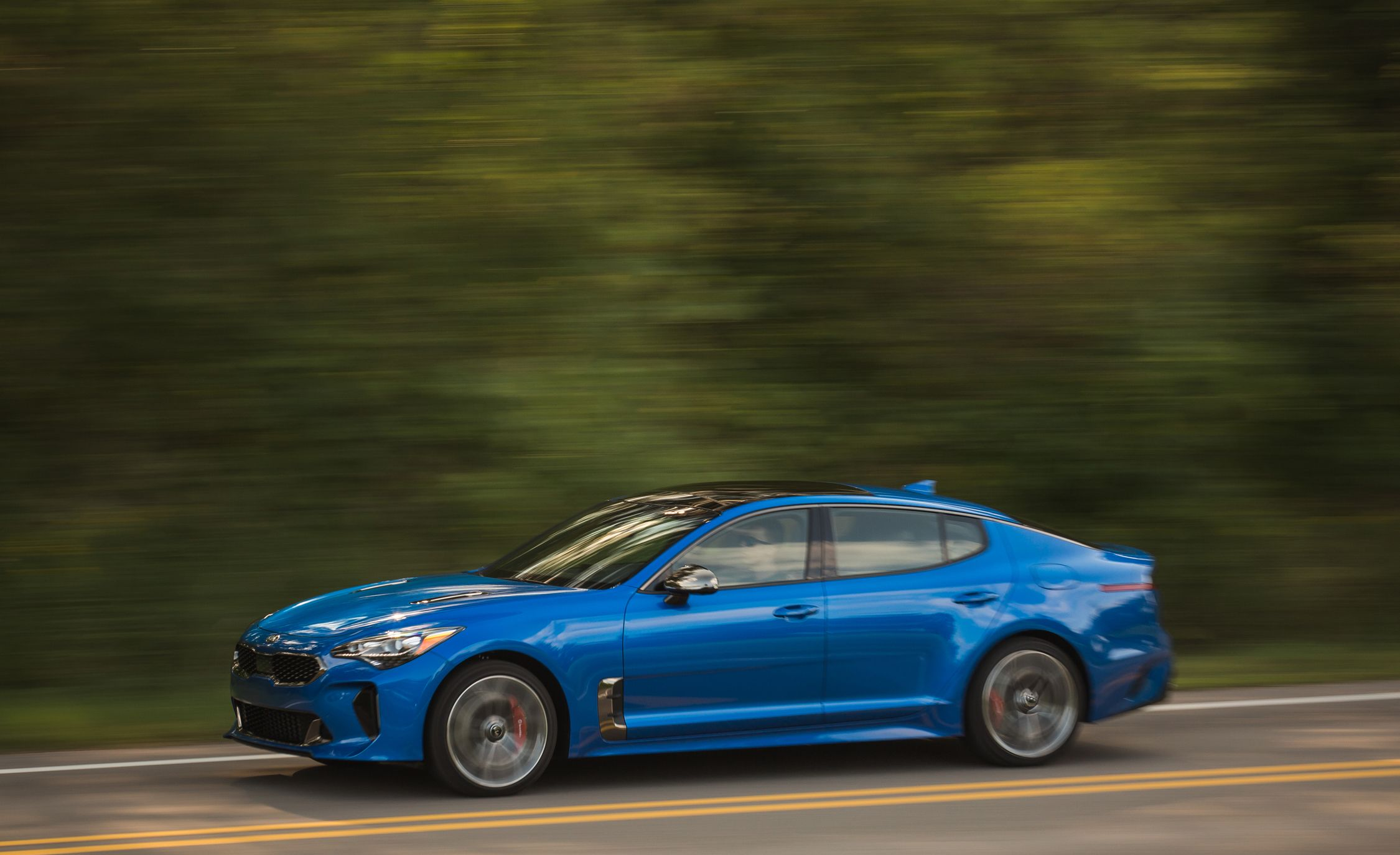 2018 Kia Stinger Warranty Review Car And Driver