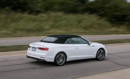 Audi S Coupe Full Test Review Car And Driver - Audi s5 0 60