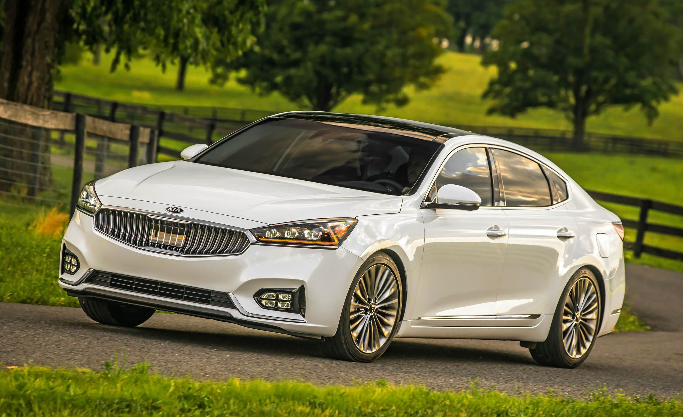 2018 Kia Cadenza Warranty Review Car And Driver