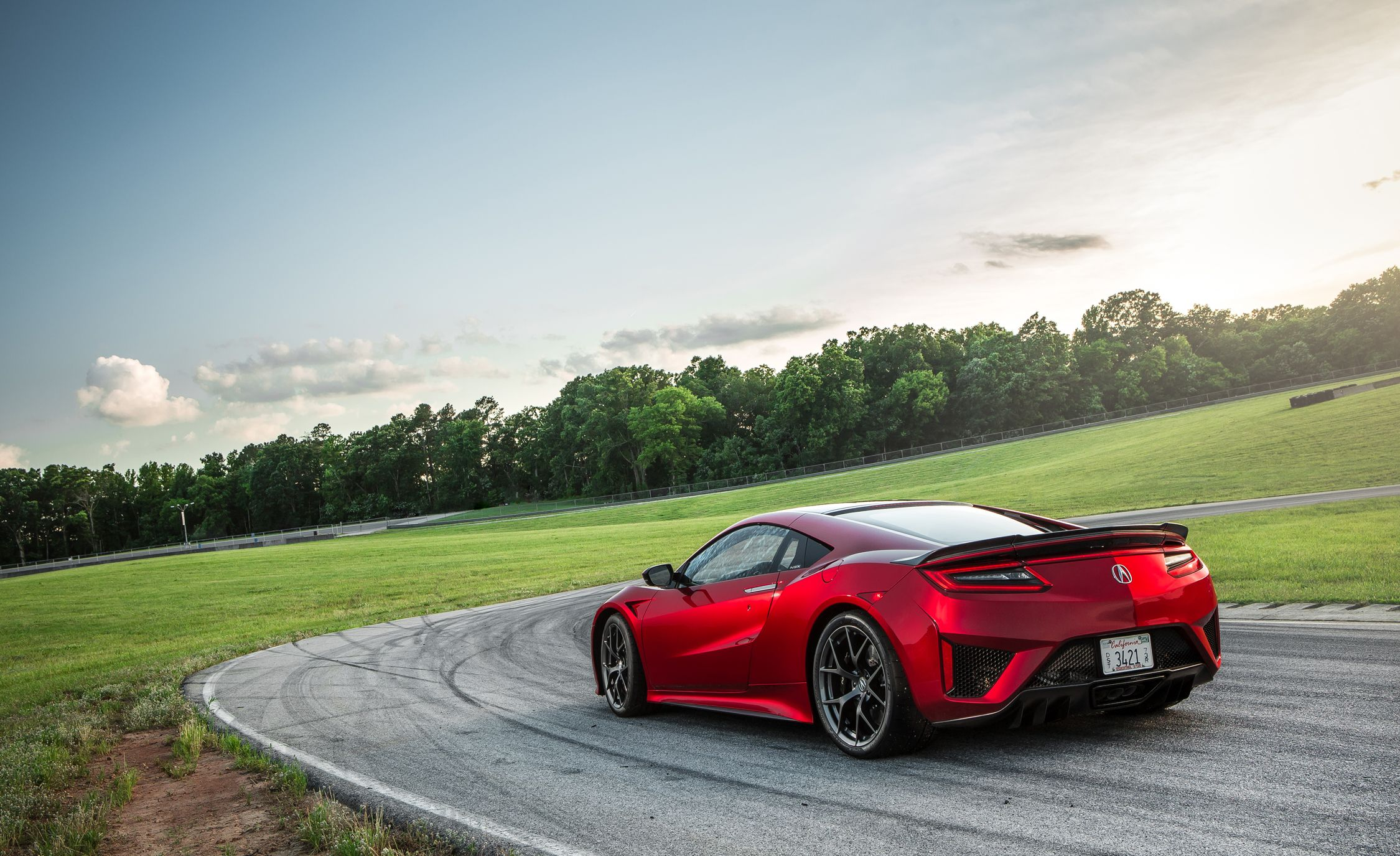 2018 acura nsx engine and transmission review car and driver. Black Bedroom Furniture Sets. Home Design Ideas