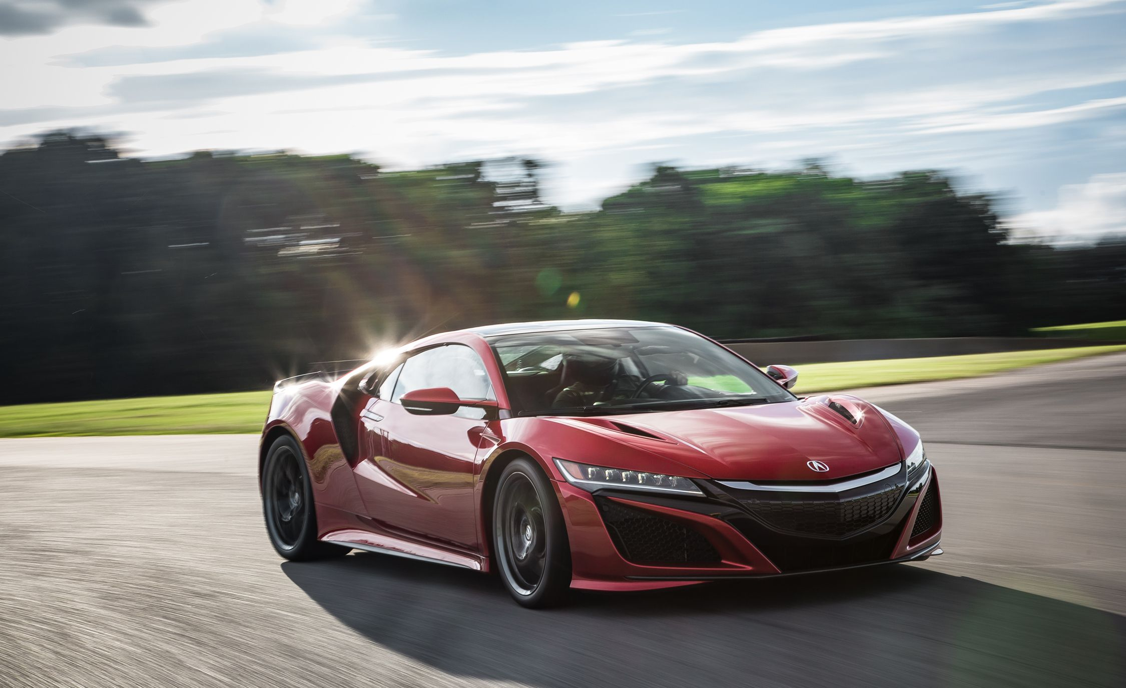 2017 Acura NSX Supercar Full Test | Review | Car and Driver