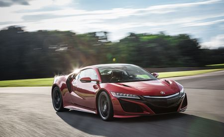 2017 Acura Nsx Supercar Full Test Review Car And Driver