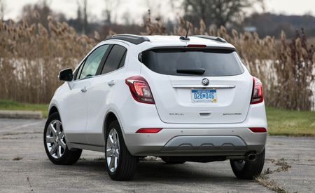 buick encore reviews buick encore price photos and specs car and driver. Black Bedroom Furniture Sets. Home Design Ideas
