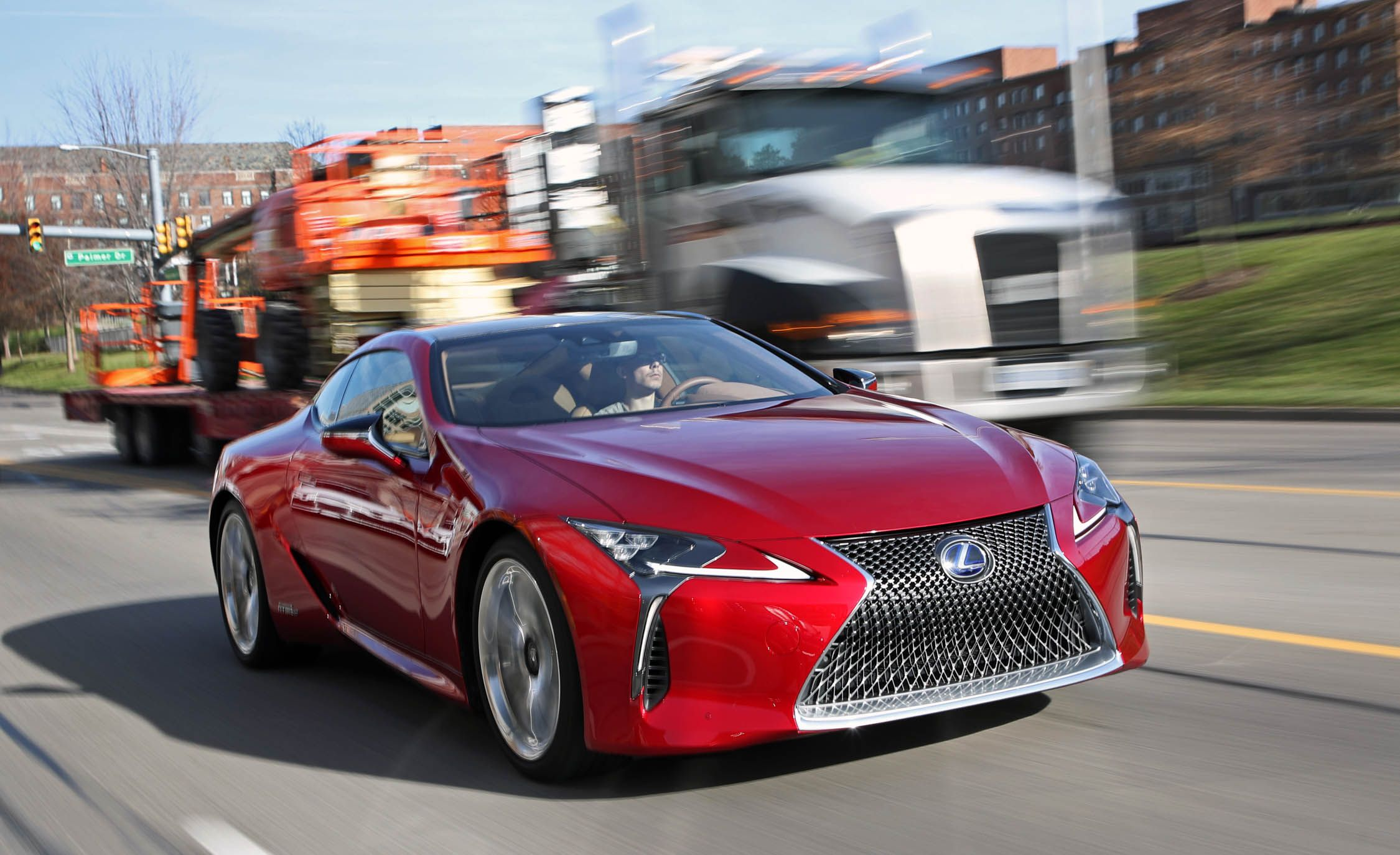 2018 Lexus LC500 LC500h First Drive Review
