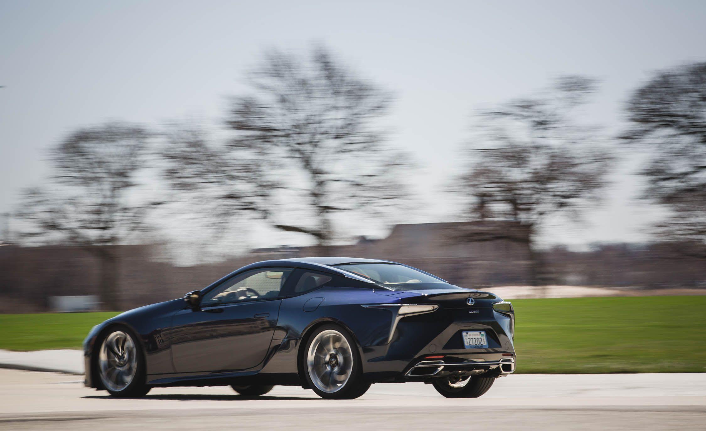 Lexus LC Reviews Lexus LC Price s and Specs
