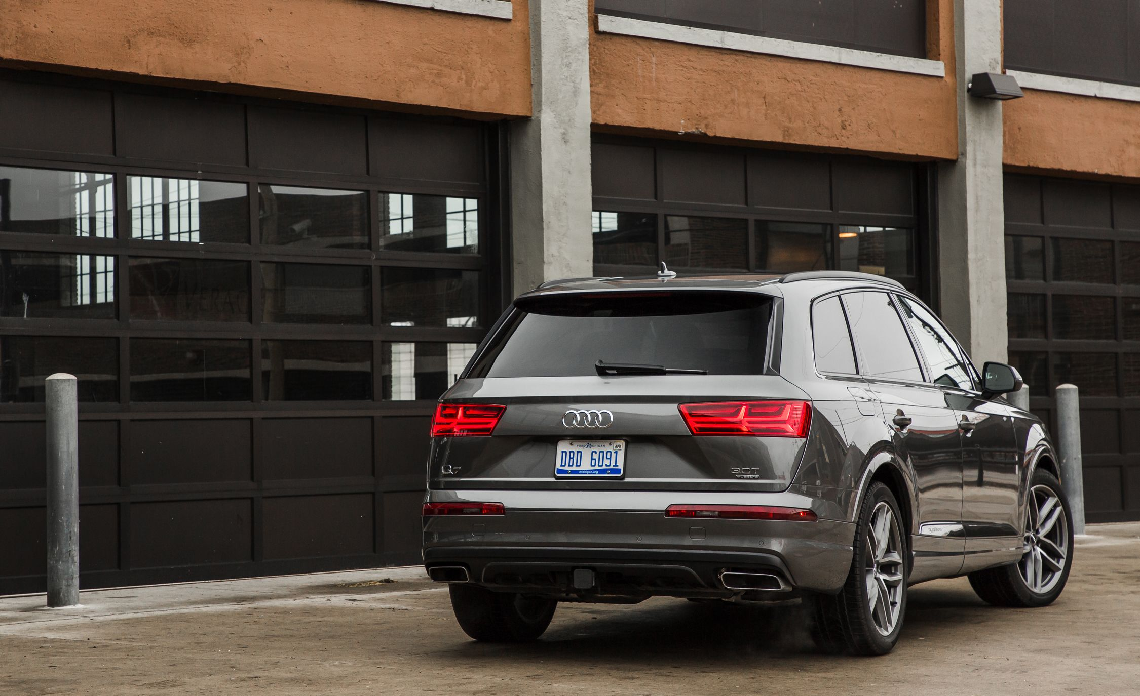 2018 Audi Q7 | Cargo Space and Storage Review | Car and Driver