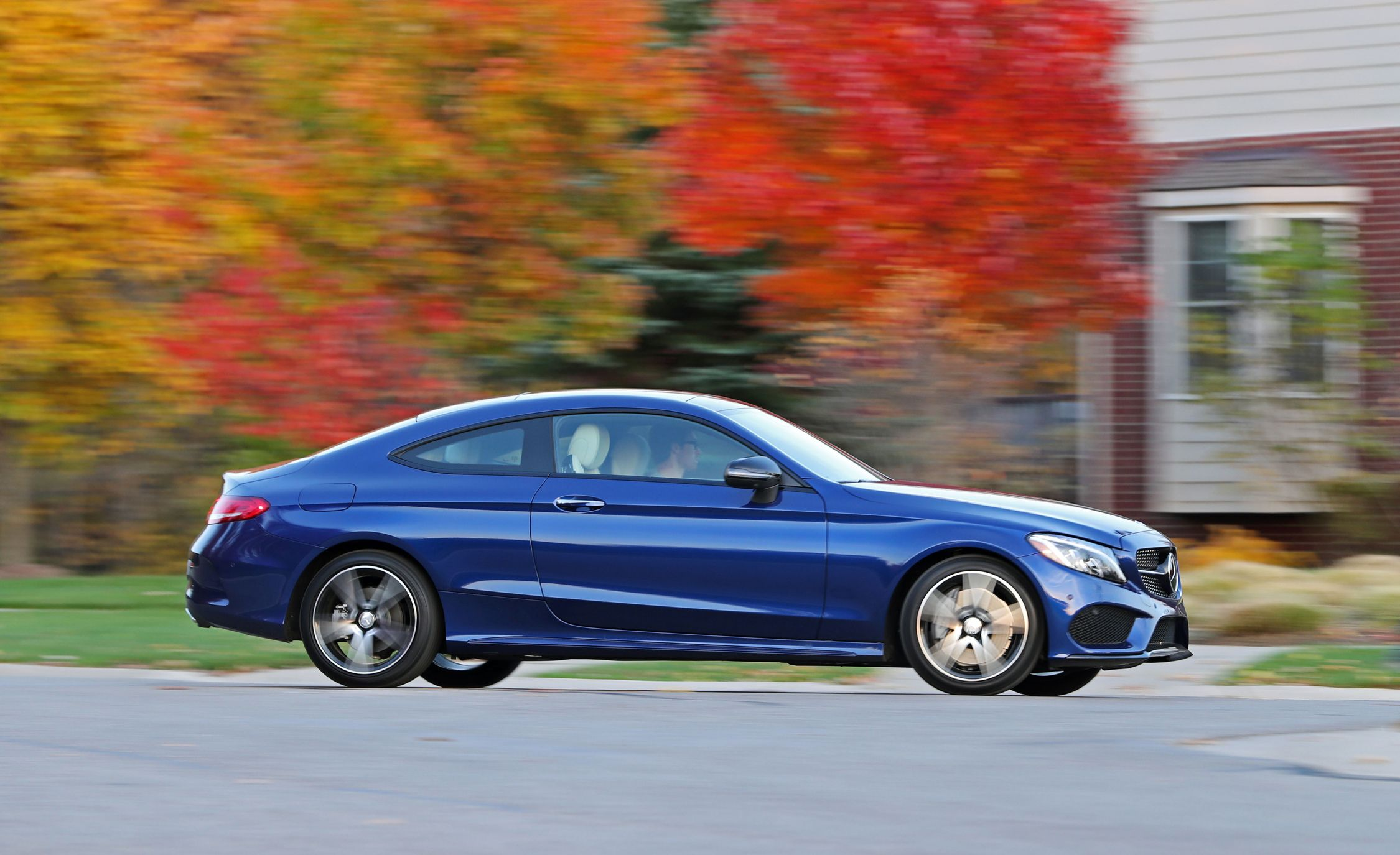 Mercedes Benz C class Reviews