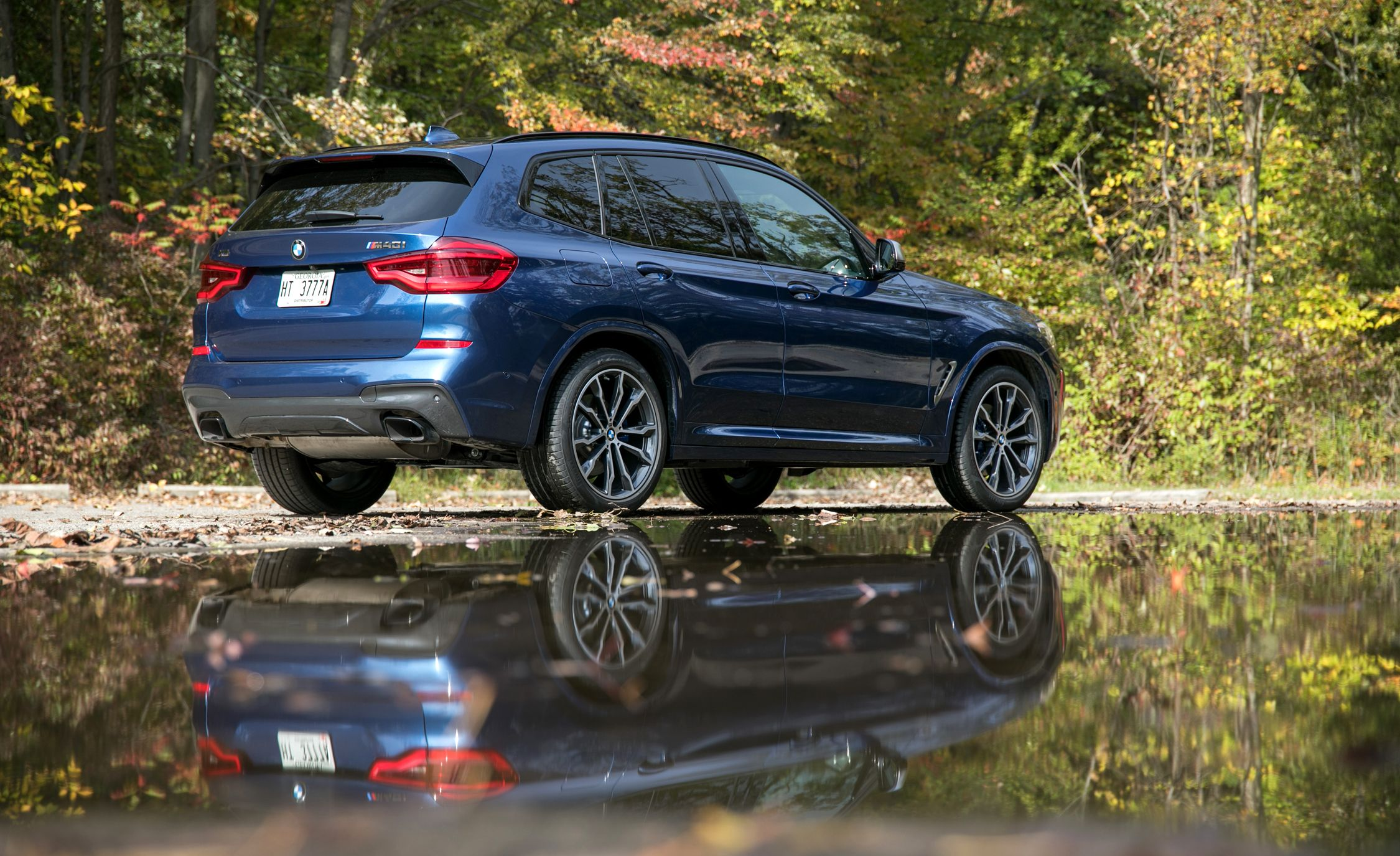 2018 Bmw X3 Warranty Review Car And Driver