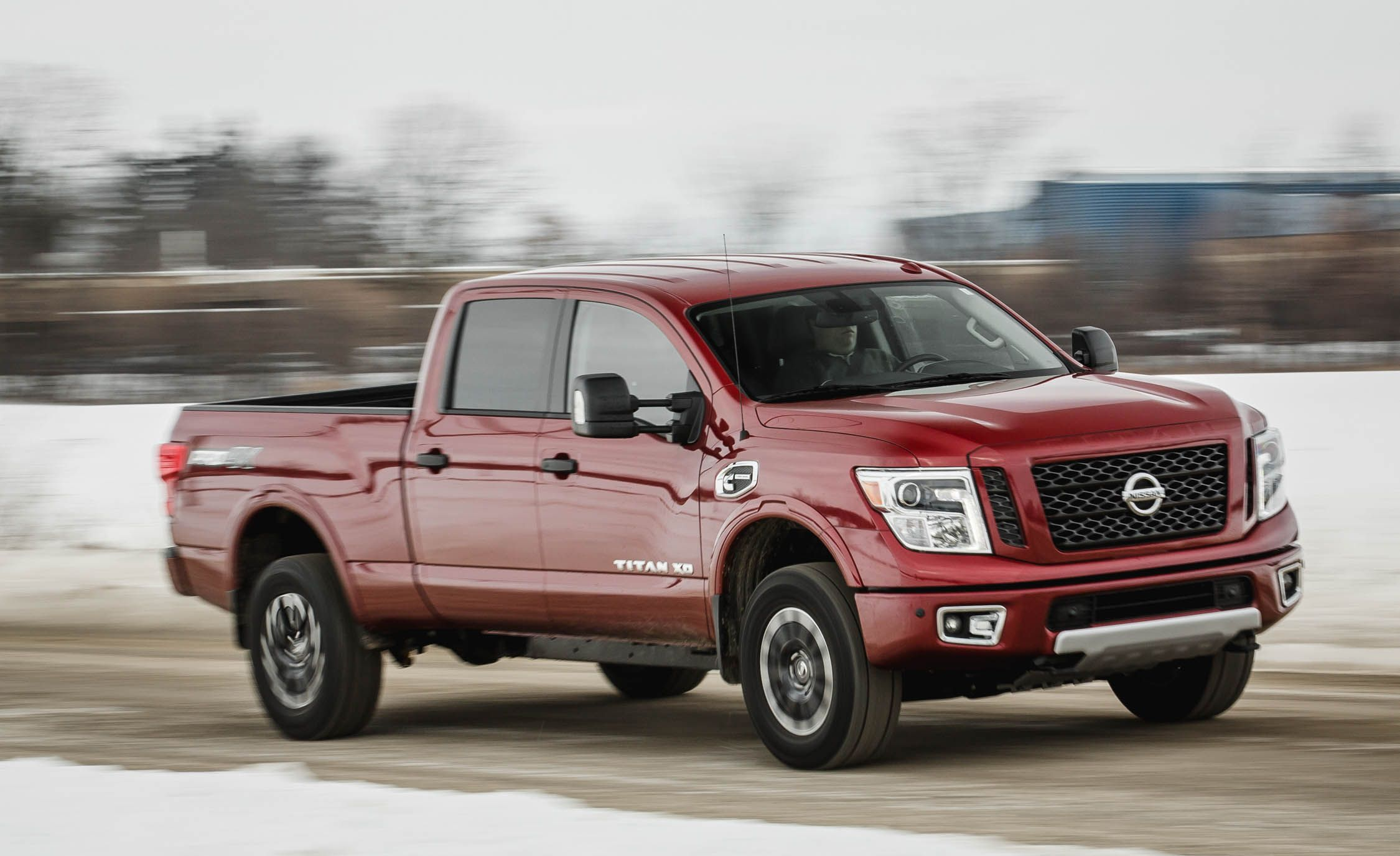 2018 nissan titan xd nissanconnect infotainment review car and driver. Black Bedroom Furniture Sets. Home Design Ideas