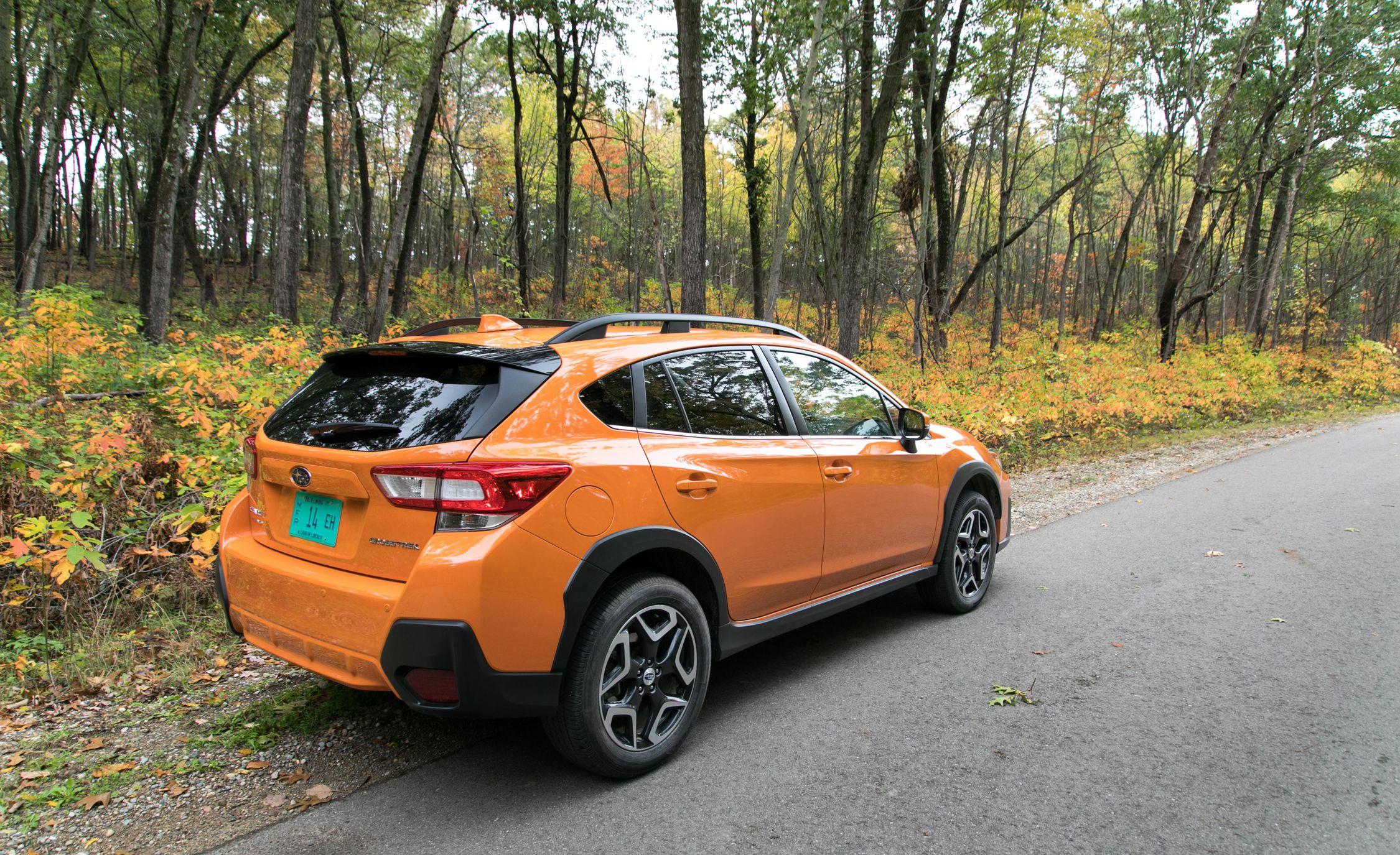 2018 Subaru Crosstrek Mpg >> 2018 Subaru Crosstrek Fuel Economy Review Car And Driver